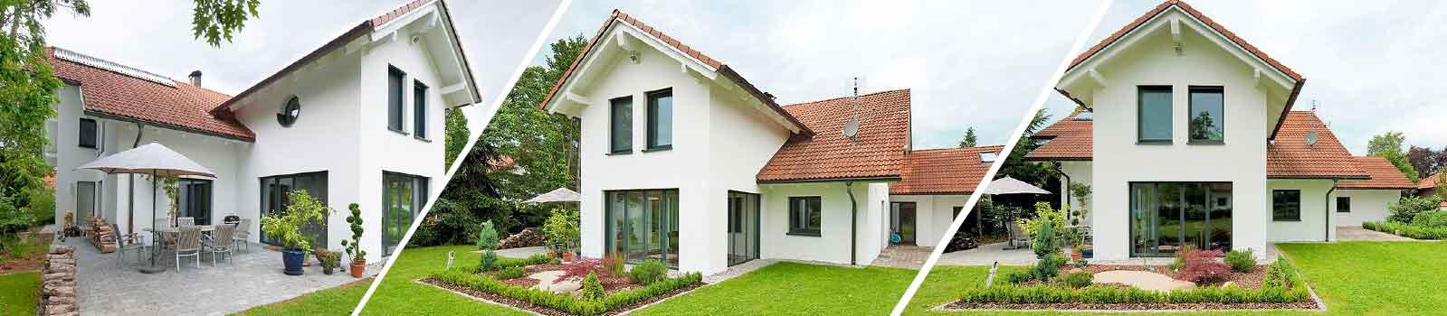 anbauen und umbauen um den Wohnraum zu erweitern oder die Nutzung zu ändern