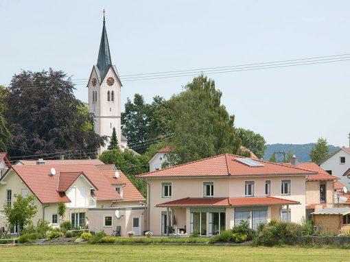 Passivhaus in Holzgünz